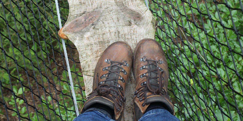 2c542e962e88 PAKKELISTE Fodtøj på caminoen  Fire forskellige forslag – Frie fodspor