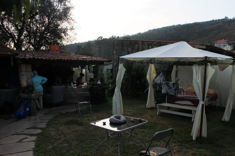 Casa Fernanda - the best albergue on Camino Portugues